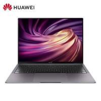 百亿补贴:HUAWEI 华为 MateBook X Pro 2020款 13.9英寸笔记本电脑 (i5-10210U、16GB、512GB、MX250、3K触控)
