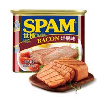 SPAM 世棒 午餐肉 培根味 340g/罐 *9件
