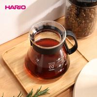HARIO V60 咖啡壶+咖啡滤杯+咖啡滤纸