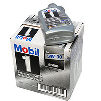 Mobil 美孚 美孚1号 SN 5W-30 全合成机油 946ml*6
