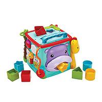 考拉海购黑卡会员:Fisher Price 费雪 探索学习六面盒