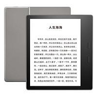 双11预售:Amazon 亚马逊 Kindle Oasis(三代)电子书阅读器 8GB 国行