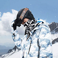 VECTOR 抗震透气滑雪头盔