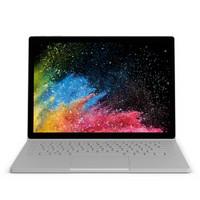 Microsoft 微软 Surface Book 2 13.5英寸笔记本电脑(i7-8650U、8G、256G、1050)