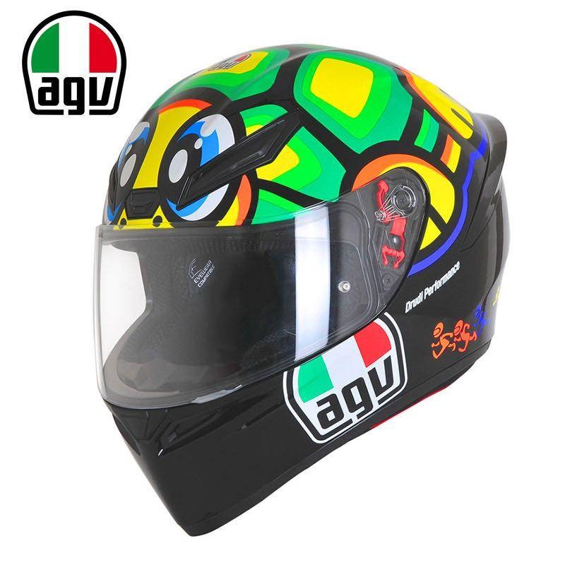 AGV K-1 全覆式头盔 小乌龟