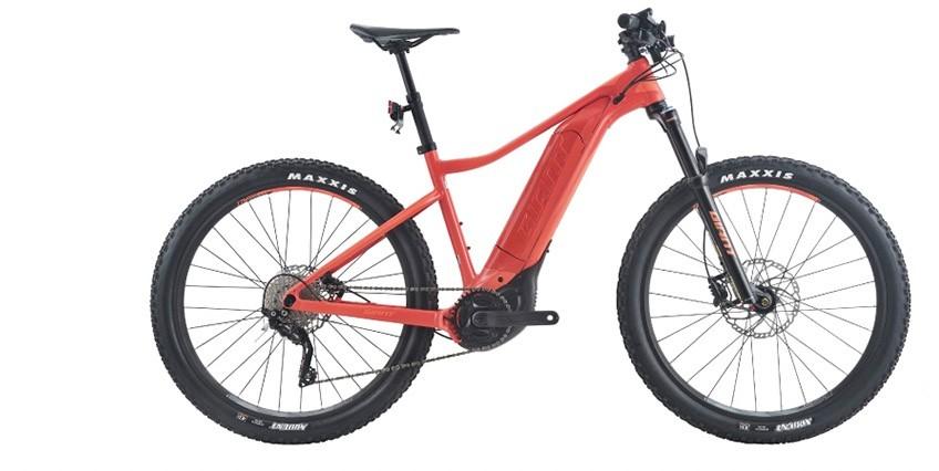 Giant 捷安特 成人变速电动山地助力自行车