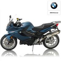 BMW 宝马 F800GT  摩托车 蓝色