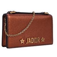 Dior 迪奥 JADIOR系列 包盖式女士手提包单肩包