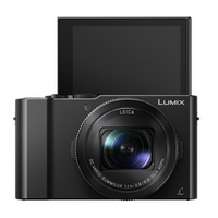 21日0点:Panasonic 松下 Lumix DMC-ZS110 1英寸数码相机 黑色