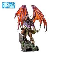 BLIZZARD 暴雪 魔兽世界 伊利丹·怒风 大型雕像手办模型