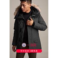 CANADA GOOSE / 加拿大鹅Fusion Fit版 Langford 派克大衣 2062MA XS 61 黑色