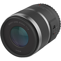 小蚁人像镜头入门级微单相机M1专用人像镜头4K视频索尼传感器