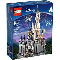 百亿补贴:LEGO 乐高 迪士尼系列 71040 迪士尼乐园城堡
