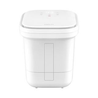 小米有品  HITH智能足浴器3D舒适按摩恒温足浴智能模式漏电保护温度控制Q1有线版 自动按摩泡脚盆 有线款