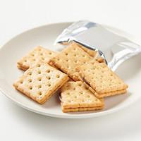 无印良品 MUJI 巧克力味夹心饼干 零食 12个(2个X6袋)