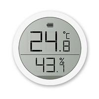 京东京造 温湿度计 室内办公家用婴儿房壁挂桌面电子温湿度计 高精度传感器