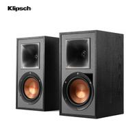 杰士(Klipsch) R-51PM 音箱 音响 HiFi有源书架音箱 多媒体无线蓝牙书架箱 电脑电视家用桌面音箱 黑色