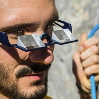 DECATHLON 迪卡侬 8495297 攀岩登山专用运动护目镜