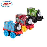 Thomas&Friends 托马斯和朋友 CHL60 迷你小火车 3辆装 随机发 *3件