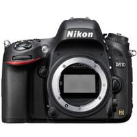 Nikon 尼康 D610 全画幅 单反相机 单机身