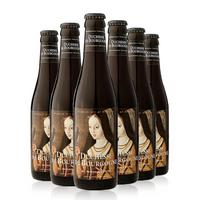 勃艮第比利时进口啤酒女公爵酸啤酒果味精酿啤酒 6瓶装女公爵酸啤酒