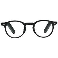 华为 HUAWEI X GENTLE MONSTER Eyewear II 黑  VERONA-01 华为智能眼镜 时尚科技 高清通话 持久续航