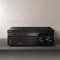 中亚Prime会员:Sony 索尼 STRDN1080.CEK 7.2声道4K UHD AV 接收机,带杜比全景声(Dolby Atmos)和多房间-黑色