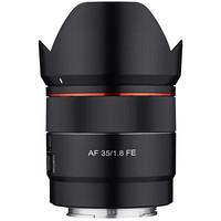 森养(SAMYANG)全画幅微单相机大光圈镜头AF 35mm F1.8(索尼FE卡口)