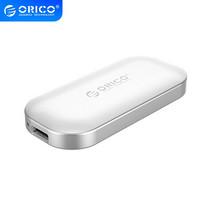 奥睿科(ORICO)移动硬盘固态pssd 250G/500G/1T外接硬盘 iMatch IV300 简约银 500G
