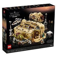 LEGO 乐高 星球大战 75290 莫斯艾斯利小酒馆