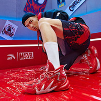 ANTA 安踏 狂潮2 毒液联名款 112031602S 男士篮球鞋