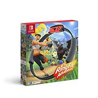 银联爆品日:Nintendo 任天堂 Ring Fit Adventure 健身环大冒险 健身游戏