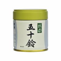 日本进口小山园丸久五十铃40g原料宇治纯抹茶粉烘焙冲饮奶茶 赏味期到21年3月