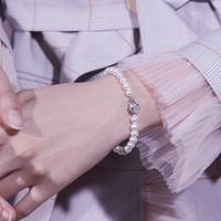 双11预售:六福珠宝 F87DSB001 女款珍珠项链