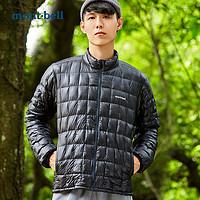 montbell日本官方正品冬季户外男款超轻保暖鹅绒羽绒服夹克外套