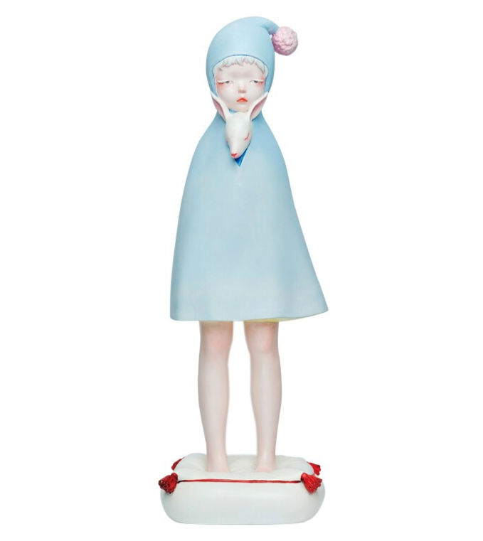 UCCA Store 水果硬糖艺术玩偶 暖暖 My Deer雕塑创意艺术摆件