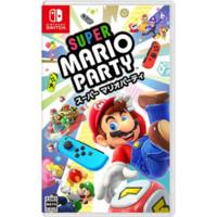 任天堂(Nintendo) Switch NS 游戏主机掌机游戏 Switch 游戏卡 超级马里奥派对 中文 现货
