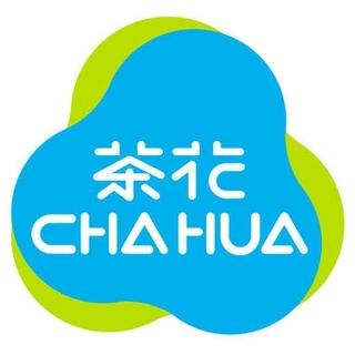 CHAHUA 茶花 悦巧系列 28100 塑料带滑轮收纳箱 58L*3 黄色