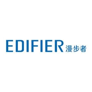 EDIFIER 漫步者 W25BT 蓝牙通讯耳机 耳挂式  电镀钛黑蓝