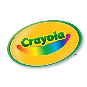 Crayola 绘儿乐 儿童可水洗大蜡笔 16色