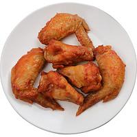 凤祥食品奥尔良风味巴黎鸡翅3袋调理鸡翅烤鸡翅炸翅中卤鸡翅食材 350g*3袋
