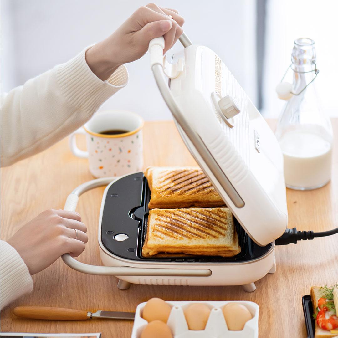 适盒A4BOX 三明治机早餐机