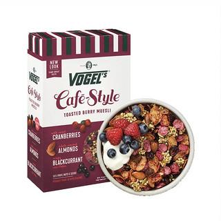Vogel's 沃格尔 即食水果坚果谷物燕麦片 400g