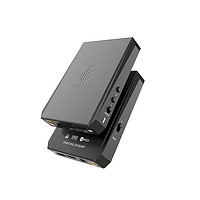 Hidizs 海帝思DH80S便携平衡解码耳放MQA音频解码4.4+3.5mm双输出硬解DSD128 黑色