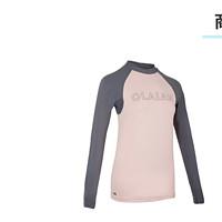 8649309 女士潜水防晒T恤