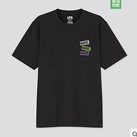 Uniqlo 优衣库 438028 印花T恤