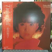 原装正版松田聖子Seiko Matsuda - Tinker Bell黑胶LP原版发烧HIFI唱片