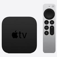 PLUS会员 : Apple 苹果 TV 6代 2021款 32GB