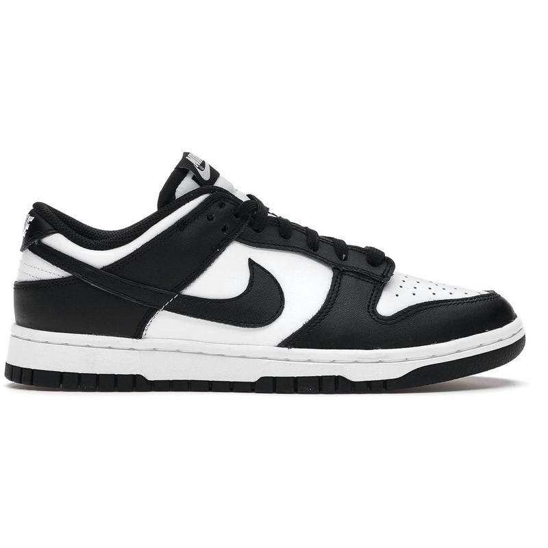 耐克 NIKE Dunk Low White Black女款DD1503-101防滑篮球鞋系带  38