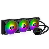 PLUS会员 : Thermaltake 曜越 飓风S 360 ARGB 一体式CPU水冷散热器